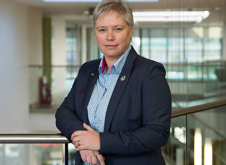 Gillian Docherty, CEO of The Data Lab