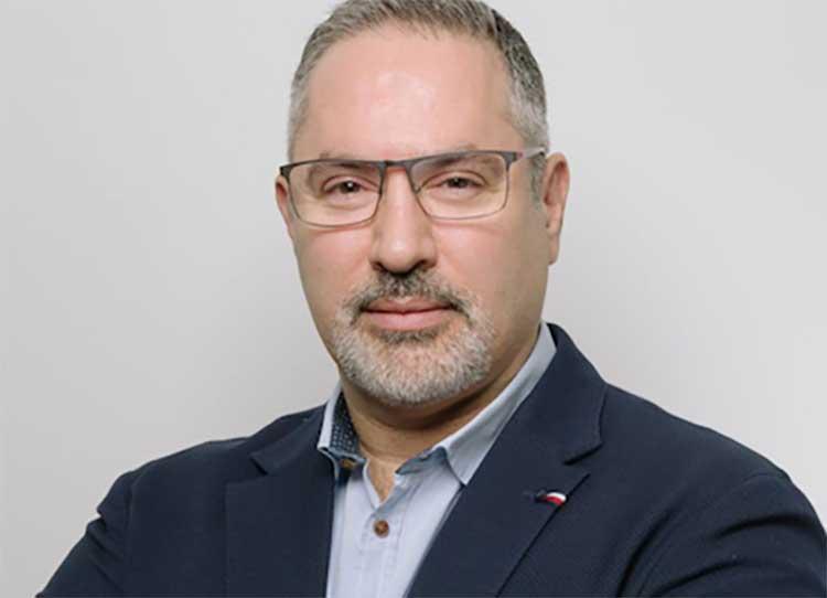 Nikolas Kairinos of Fountech