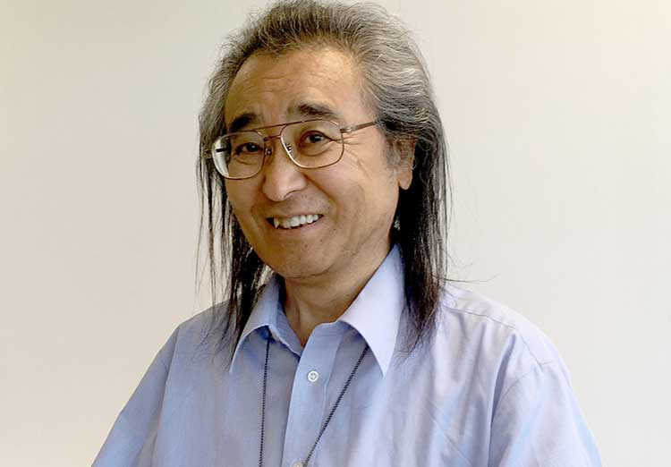 Professor Maeda